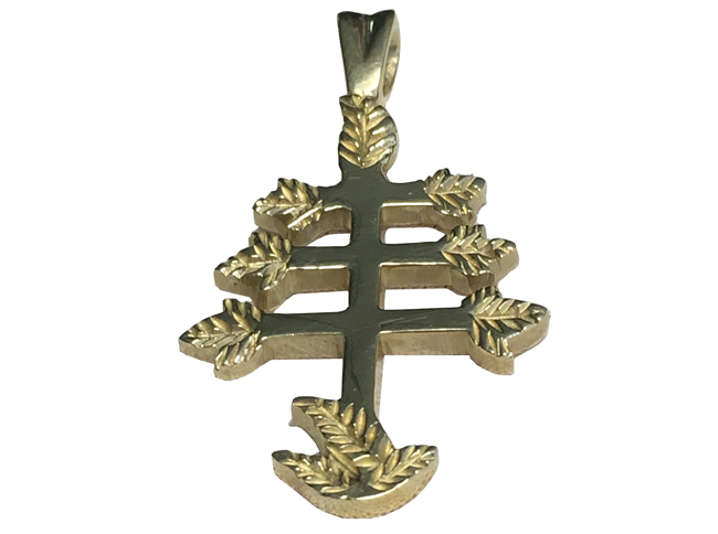 "Large Antiochene Cross – 1"" or Extra Heavy"