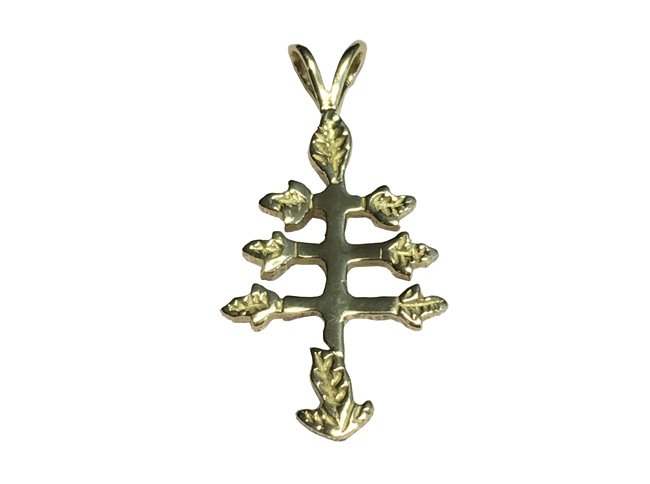 "Small Antiochene Cross – 1"" or Extra Heavy"