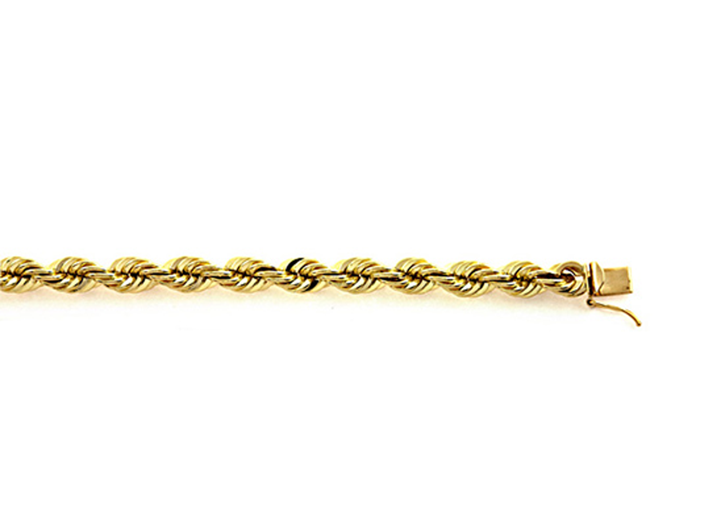 "Solid Heavy Rope Chain – 18"" or 24"""